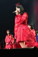 AKB48グループ総監督の横山由依がNGT48の騒動に言及(C)AKS
