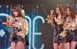 新衣装で日本デビュー曲「好きと言わせたい」を初披露=『IZ*ONE日本デビューショーケース-1stシングル「好きと言わせたい」発売記念イベント-』(C)ORICON NewS inc.