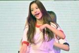 『IZ*ONE日本デビューショーケース-1stシングル「好きと言わせたい」発売記念イベント-』アンコールより(C)ORICON NewS inc.
