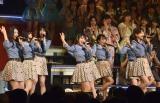 4位 君は僕の風(AKB48/AKB48グループ センター試験選抜)=『AKB48グループ リクエストアワー セットリストベスト100 2019』の模様 (C)ORICON NewS inc.