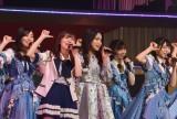 『AKB48グループ リクエストアワー セットリストベスト100 2019』に入山杏奈がサプライズ登場 (C)ORICON NewS inc.