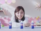 """川口春奈が""""クール&可愛い""""異なる2つの顔を渋谷ビジョンで披露"""