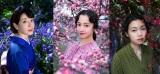映画『人間失格』に出演する(左から)宮沢りえ、沢尻エリカ、二階堂ふみ (C)2019 『人間失格』製作委員会