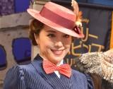 映画『メリー・ポピンズ リターンズ』(2月1日公開)ジャパンプレミアイベントに出席した平原綾香 (C)ORICON NewS inc.