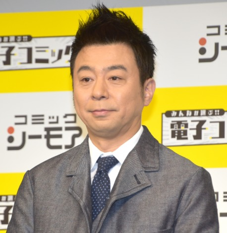 『みんなが選ぶ!!電子コミック大賞2019』の授賞式に出席したよゐこ・有野晋哉 (C)ORICON NewS inc.