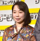 『みんなが選ぶ!!電子コミック大賞2019』の授賞式に出席した辛酸なめ子氏 (C)ORICON NewS inc.