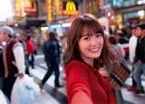 累計発行27万部を突破した生田絵梨花写真集『インターミッション』(撮影/中村和孝)
