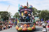 """「スプーキー""""Boo!""""パレード」。ゴーストダンスを披露するミッキーマウス (C)oricon ME inc."""