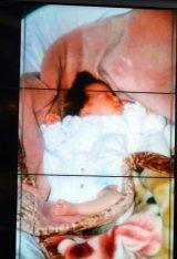 幼少期の写真を公開した中条あやみ=ハーゲンダッツ ジャパン35周年&新CM発表会 (C)ORICON NewS inc.