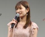 """劇場公演での""""髪""""対応を明かしたNMB48の吉田朱里 (C)ORICON NewS inc."""