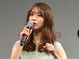 『HAIR OF THE YEAR3』の「アイドル流モテヘア トーク女子会」に参加した東京パフォーマンスドールの上西星来 (C)ORICON NewS inc.