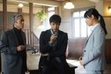 (左から)福知(寺島進)、時矢(沢村一樹)、佐相(瀧本美織)(C)テレビ朝日