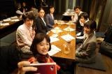 第2話より。「シンシアイベンツ」制作Dチームのメンバー(C)テレビ朝日