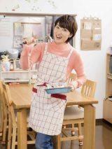 主演の荻野目洋子(C)NHK
