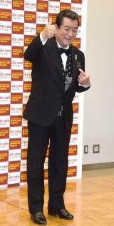 『第30回 日本ジュエリー ベストドレッサー賞』の授賞式に出席した加山雄三 (C)ORICON NewS inc.