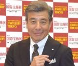 『第30回 日本ジュエリー ベストドレッサー賞』の授賞式に出席した舘ひろし (C)ORICON NewS inc.