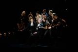 ミュージカル『シカゴ』でロキシー・ハートを演じる米倉涼子。2017年NY公演ステージ写真=Masahiro Noguchi