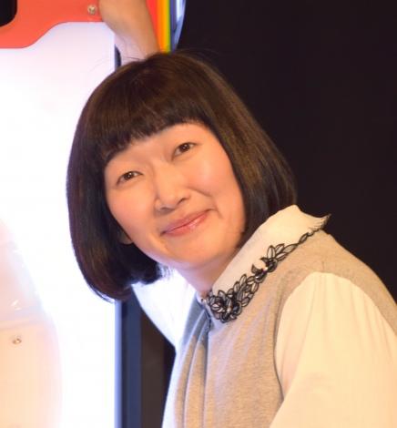 川村エミコ=JAEPO2019セガ『maimaiでらっくす』ステージ (C)ORICON NewS inc.