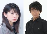 アニメ映画『薄暮』への出演が明らかになった(左から)桜田ひより、加藤清史郎 (C)Yutaka Yamamoto/Project Twilight