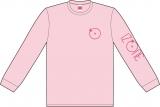 『IZ*ONE POP UP STORE』で販売されるロングTシャツ 各3800円