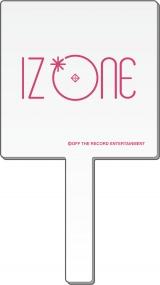 『IZ*ONE POP UP STORE』で販売されるハンドミラー 1800円