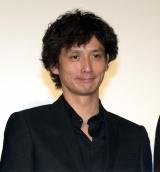 映画PRのためバラエティー番組に「身を売った(笑)」と安藤政信 (C)ORICON NewS inc.
