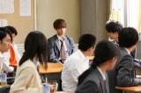 『3年A組—今から皆さんは、人質です—』第4話より片寄涼太(中央)(C)日本テレビ