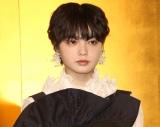 活動一部休止を発表後、初めて公の場に姿を見せた欅坂46・平手友梨奈 (C)ORICON NewS inc.