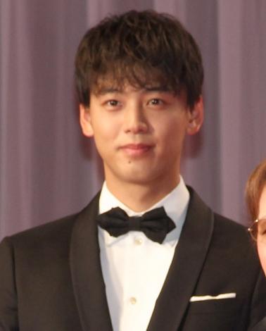 『第31回日刊スポーツ映画大賞』授賞式に出席した竹内涼真 (C)ORICON NewS inc.