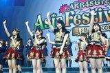 タイ・バンコクで初開催された『AKB48 Group Asia Festival 2019』に出演したAKB48(C)AKS