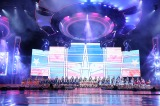 AKB48のアジア7グループ76人が集結(C)AKS