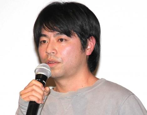 映画『歯まん』特別先行上映&舞台あいさつに出席した石井裕也監督 (C)ORICON NewS inc.
