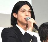 """""""細杉くん""""の姿でイベントに初めて登壇した中川大志(C)ORICON NewS inc."""