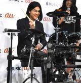 『au×music2019』発表会に出席した中川大志 (C)ORICON NewS inc.