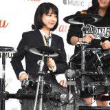 『au×music2019』発表会に出席した松本穂香 (C)ORICON NewS inc.