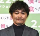 映画『母を亡くした時、僕は遺骨を食べたいと思った。』完成披露試写会に出席した安田顕 (C)ORICON NewS inc.