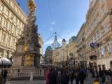 2月3日放送の『吉田羊、プラハ・ウィーンへ ヨーロッパに嫁いだなでしこ物語』ウィーン旧市街(C)読売テレビ