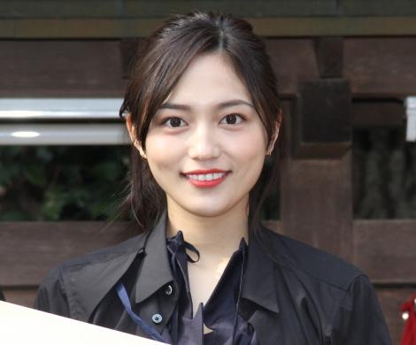 映画『九月の恋と出会うまで』の完成披露イベントに出席した川口春奈 (C)ORICON NewS inc.