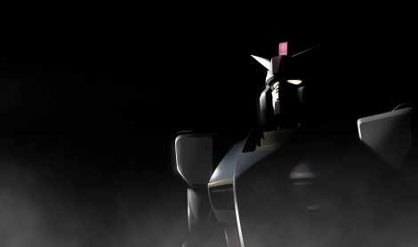 『機動戦士ガンダム40周年記念KENOKUYAMA DESIGN ガンプラプロジェクトムービー』 ティザービジュアル(C)創通・サンライズ