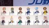 『プロ野球12球団×ガンダム40周年』ガンプラがお披露目 (C)ORICON NewS inc.(C)創通・サンライズ