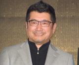 ガンダム40周年コラボレーション商品の発表会に出席した奥山清行氏 (C)ORICON NewS inc.