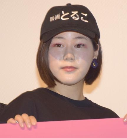 映画『21世紀の女の子』完成披露試写会に出席した山戸結希監督 (C)ORICON NewS inc.