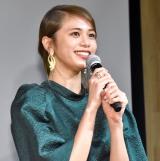『RUMOR ME』ローンチパーティに出席した佐藤晴美 (C)ORICON NewS inc.