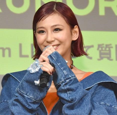 『RUMOR ME』ローンチパーティに出席した西内まりや (C)ORICON NewS inc.