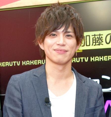AbemaTV『極楽とんぼKAKERUTV #76』に出演した山本裕典(C)ORICON NewS inc.