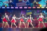 """遊園地をイメージしたカラフルなセット魅了=『Red Velvet ARENA TOUR in JAPAN """"REDMARE""""』"""