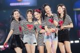 """日本初のアリーナツアーを締めくくったRed Velvet=『Red Velvet ARENA TOUR in JAPAN """"REDMARE""""』"""