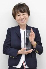 第14回「コンフィデンスアワード・ドラマ賞」で脚本賞を受賞した大石静氏 (C)oricon ME inc.