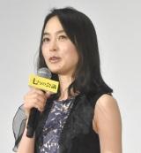 映画『七つの会議』公開初日舞台あいさつに出席した朝倉あき (C)ORICON NewS inc.