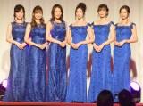 『K-1 AWARDS(アウォーズ)2018』の表彰式に出席したK-1ガールズ (C)ORICON NewS inc.